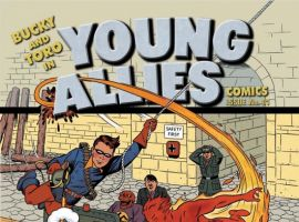 YOUNG ALLIES COMICS 70TH ANNIVERSARY SPECIAL #1