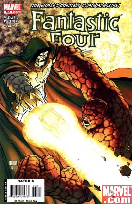 FANTASTIC FOUR (1997) #552