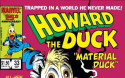 Howard the Duck #33