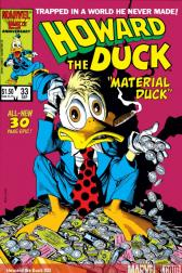 Howard the Duck #33