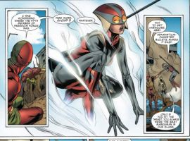 AVENGERS: THE INITIATIVE #18, page 7