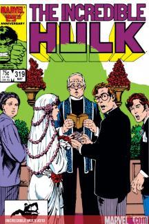 Incredible Hulk #319
