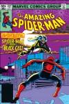 AMAZING SPIDER-MAN #227 COVER