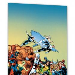 ALPHA FLIGHT CLASSIC VOL. 1 COVER