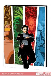 Agents of Atlas (Hardcover)
