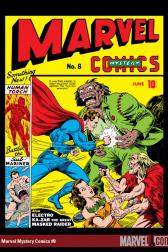 Marvel Mystery Comics #8 
