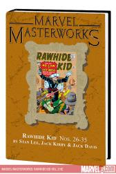 Marvel Masterworks: Rawhide Kid Vol. 2 (Hardcover)