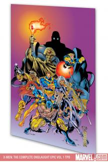 X-Men: The Complete Onslaught Epic Vol. 1 TPB (Trade Paperback)