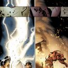 Thor VS Iron Man'Nuff Said!