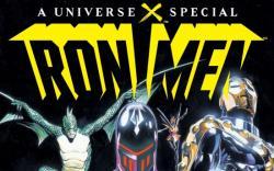 Universe X: Iron Men (2001) #1