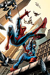 SPECTACULAR SPIDER-MAN (2004) #16 COVER