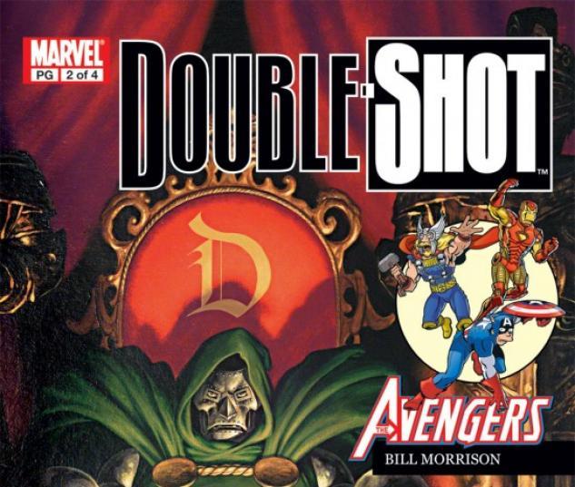 Marvel Double Shot #2