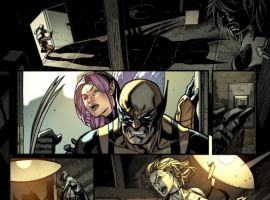 X-MEN #1 preview art by Paco Medina 3