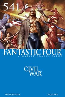 Fantastic Four #541