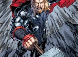 Thor Soars Into Free Digital Comic