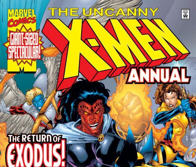 Uncanny X-Men Annual #2