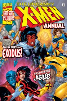 Uncanny X-Men Annual (1999) #2