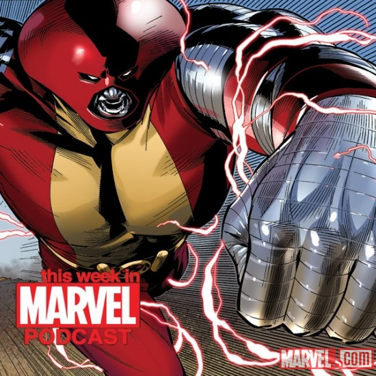 This Week in Marvel Podcast, Episode #10