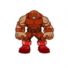 The Juggernaut from The Super Hero Squad Show
