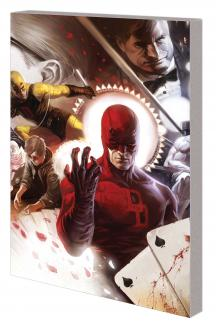 Daredevil by Ed Brubaker & Michael Lark Ultimate Collection Book 3 TPB (Trade Paperback)