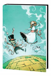Oz: Dorothy & the Wizard in Oz HC (Hardcover)