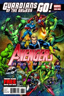 Avengers Assemble (2011) #6