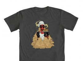 Men's Deadpool Pancakes Tee