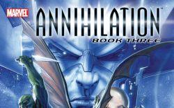 Annihilation Book 3 (2007) HC