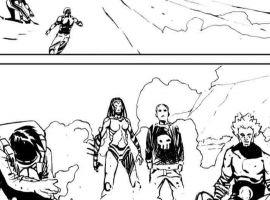 Marvel AR: Dennis Hopeless's Cast Wishlist