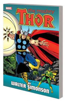 Thor by Walter Simonson (Trade Paperback)