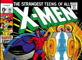 Uncanny X-Men (1963) #63 Cover