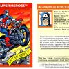 Marvel Universe Series I card