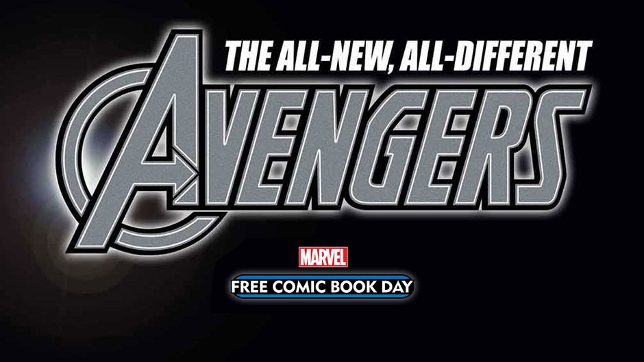 All-New All-Different Avengers FCBD