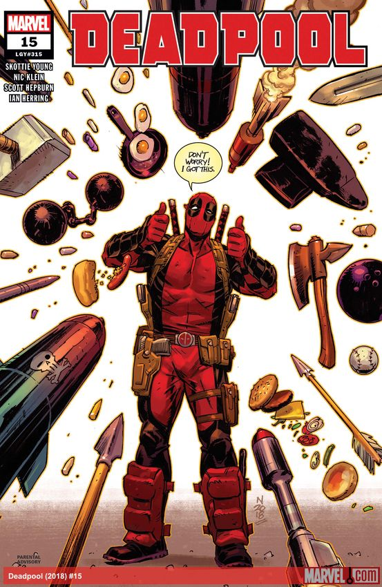 Deadpool (2018) #15