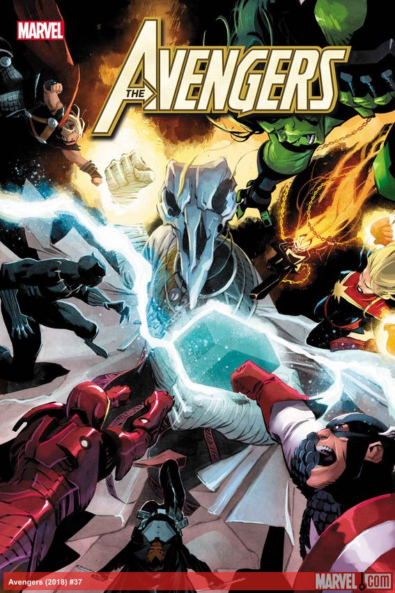 Avengers (2018) #37