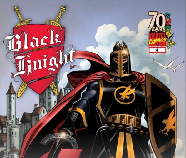 The Black Knight (2009) #4