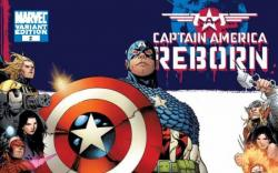 Captain America: Reborn (2009) #2 (70TH FRAME VARIANT)