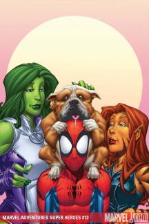 Marvel Adventures Super Heroes (2008) #13