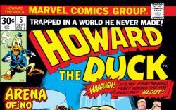 Howard the Duck #5