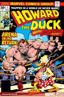Howard the Duck #5
