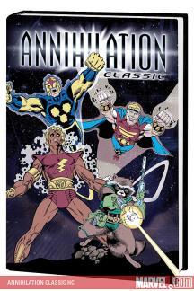 Annihilation Classic (Hardcover)