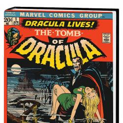 TOMB OF DRACULA OMNIBUS VOL. 1 #0