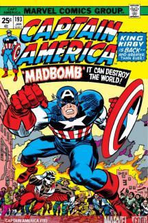 Captain America & the Falcon: Madbomb (Trade Paperback)