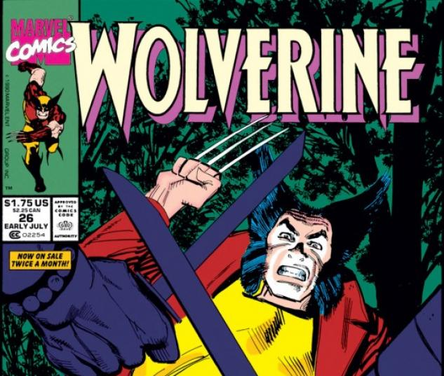 Wolverine #26