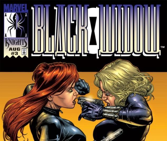 BLACK WIDOW #3 COVER
