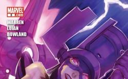 Galacta: Daughter of Galactus (2010) #3