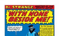 Strange Tales #143
