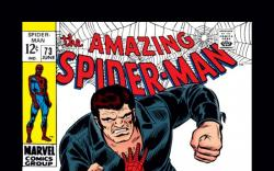 AMAZING SPIDER-MAN #73