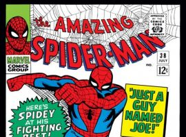 AMAZING SPIDER-MAN #38