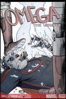 Omega: The Unknown (2007) #3